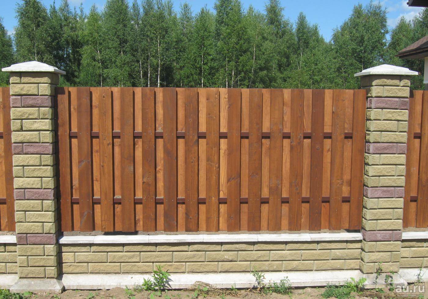 жирный забор из дерева фото для дачи тем имеет место